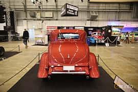Bak av Ford Model B Coupé 3.3 Manual, 51ps, 1932 på Bilsport Performance & Custom Motor Show 2019
