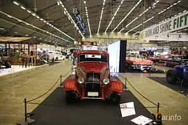Fram av Ford Model B Coupé 3.3 Manual, 51ps, 1932 på Bilsport Performance & Custom Motor Show 2019