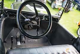 Interiör av Ford Model T Touring 2.9 Manual, 20ps, 1919 på Sofiero Classic 2018