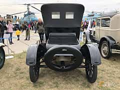 Back of Ford Model T Runabout 2.9 Manual, 20ps, 1925 at Old Car Land no.2 2019