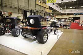 Bak/Sida av Ford Model T Runabout 2.9 Manual, 20ps, 1922 på Bilsport Performance & Custom Motor Show 2019