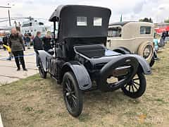 Back/Side of Ford Model T Runabout 2.9 Manual, 20ps, 1925 at Old Car Land no.2 2019