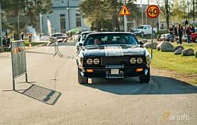 Front  of Ford Mustang 4.9 V8 Automatic, 213ps, 1971 at Wheelers Cruising, Vetlanda 2019