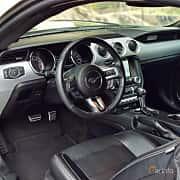 Interiör av Ford Mustang 2.3 GTDI EcoBoost SelectShift, 314ps, 2017