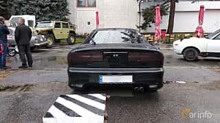 Back of Ford Probe 2.5 V6 Manual, 163ps, 1993 at Old Car Land no.2 2018