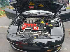 Engine compartment  of Ford Probe 2.5 V6 Manual, 163ps, 1993 at Old Car Land no.2 2018