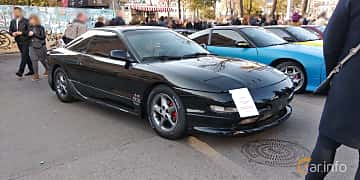 Front/Side  of Ford Probe 2.5 V6 Manual, 163ps, 1993