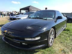 Front/Side  of Ford Probe 2.5 V6 Manual, 163ps, 1993 at Old Car Land no.1 2018