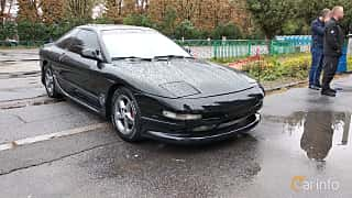 Front/Side  of Ford Probe 2.5 V6 Manual, 163ps, 1993 at Old Car Land no.2 2018