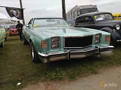 Front/Side  of Ford Ranchero 5.8 V8 Automatic, 151ps, 1977 at Old Car Land no.2 2017