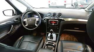 Interiör av Ford S-Max 2.0 TDCi Powershift, 163ps, 2013