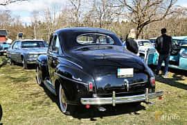Bak/Sida av Ford Super Deluxe Coupé 3.6 V8 Manual, 91ps, 1941 på Uddevalla Veteranbilsmarknad Backamo, Ljungsk 2019