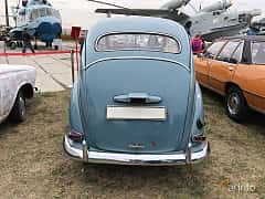 Back of Ford Taunus Limousine 1.2 Manual, 34ps, 1951 at Old Car Land no.2 2019