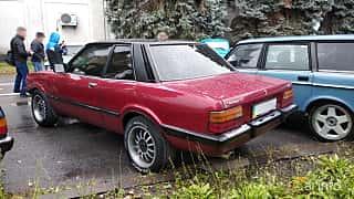 Back/Side of Ford Taunus 2-door Limousine 1979 at Old Car Land no.2 2018