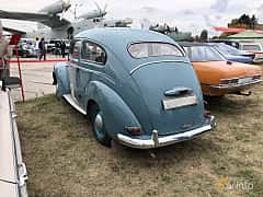 Back/Side of Ford Taunus Limousine 1.2 Manual, 34ps, 1951 at Old Car Land no.2 2019