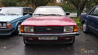 Front  of Ford Taunus 2-door Limousine 1979 at Old Car Land no.2 2018
