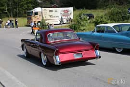 Back/Side of Ford Thunderbird 1955 at A-bombers - Old Style Weekend Backamo 2019