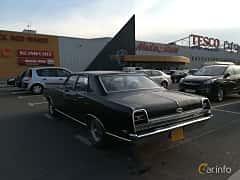 Back/Side of Ford Torino Sedan 6.4 V8 Automatic, 324ps, 1969