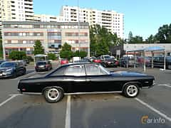 Side  of Ford Torino Sedan 6.4 V8 Automatic, 324ps, 1969