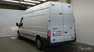 Bak/Sida av Ford Transit 3-door Van 2.4 TDCi Manual, 140ps, 2011