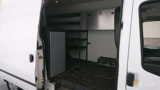 Närbild av Ford Transit 3-door Van 2.4 TDCi Manual, 140ps, 2011