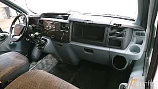 Interiör av Ford Transit 3-door Van 2.4 TDCi Manual, 140ps, 2011