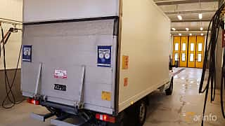 Back/Side of Ford Transit Chassis Cab 2.2 TDCi Manual, 140ps, 2011