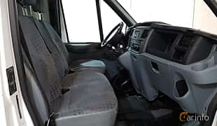 Interior of Ford Transit Chassis Cab 2.4 TDCi Manual, 140ps, 2006