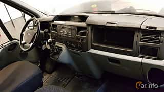 Interior of Ford Transit Chassis Cab 2.2 TDCi Manual, 140ps, 2011