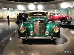 Fram av Mercedes-Benz 300 S Cabriolet A  Manual, 150ps, 1954