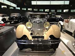 Fram av Mercedes-Benz SS 27/200  Manual, 200ps, 1930