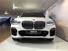 Front  of BMW X5 xDrive30d  Steptronic, 265ps, 2019
