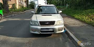 Fram av Subaru Forester STI 2.0 4WD Manual, 250ps, 2001