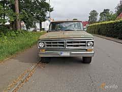 Fram av Ford F Regular Cab 4.9 Automatic, 172ps, 1971