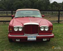Front  of Bentley Continental 6.75 V8 Automatic, 208ps, 1987