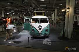 Front  of Volkswagen Transporter 1600 Minibus 1.6 Manual, 48ps, 1967 at Bilsport Performance & Custom Motor Show 2019