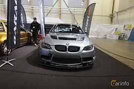 Fram av BMW M3 GT4  Drivelogic, 480ps, 2010 på Bilsport Performance & Custom Motor Show 2019