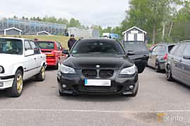 Front  of BMW 5 Series Touring 2004 at Bimmers of Sweden @ Mantorp 2019