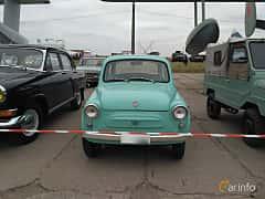 Front  of ZAZ ZAZ-965 0.75 V4 Manual, 23ps, 1960 at Old Car Land no.2 2017