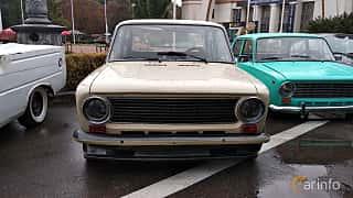 Front  of VAZ 21011 1.3 Manual, 69ps, 1974 at Old Car Land no.2 2018