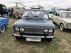 Front  of VAZ 21061 1.5 Manual, 75ps, 1977 at Old Car Land no.2 2019