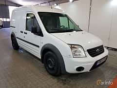 Fram/Sida av Ford Transit Connect LWB 1.8 TDCi Manual, 90ps, 2012
