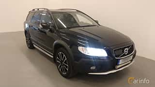 Front/Side  of Volvo XC70 2.4 D4 AWD Manual, 181ps, 2016