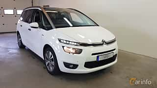 Front/Side  of Citroën Grand C4 Picasso 2.0 HDi EAT, 150ps, 2014