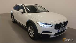 Fram/Sida av Volvo V90 Cross Country 2.0 D4 AWD Geartronic, 190ps, 2018