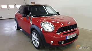 Fram/Sida av MINI Cooper S Countryman 1.6 Manual, 184ps, 2014
