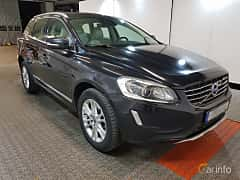 Front/Side  of Volvo XC60 D4 Geartronic, 181ps, 2015