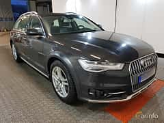Front/Side  of Audi A6 allroad quattro 3.0 TDI V6 clean diesel quattro S Tronic, 272ps, 2017