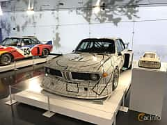 Front/Side of BMW 3.0 CSL Group 5 Manual, 487ps, 1976