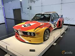 Fram/Sida av BMW 3.0 CSL Group 5  Manual, 487ps, 1975